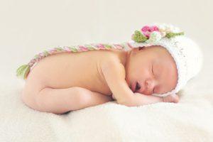 Pielęgnacja ciała niemowlaka