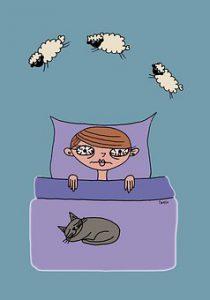 O bezsenności & relaksującym śnie