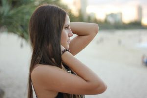 Ochrona przed słońcem i pielągnacja włosów
