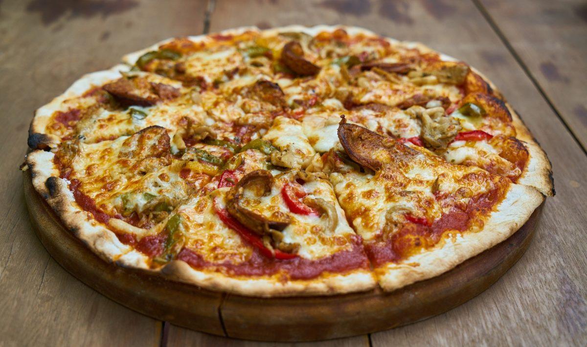 Smak oryginalnej pizzy